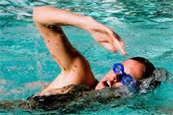 Sports- Swimming