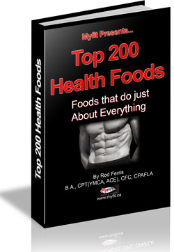 Top 200 Foods eBook