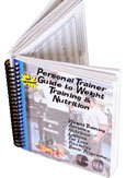 Personal Trainer Guide to Weight Training and Nutrition
